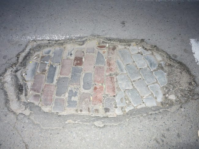 Craiova cobble - treasure to be rediscovered