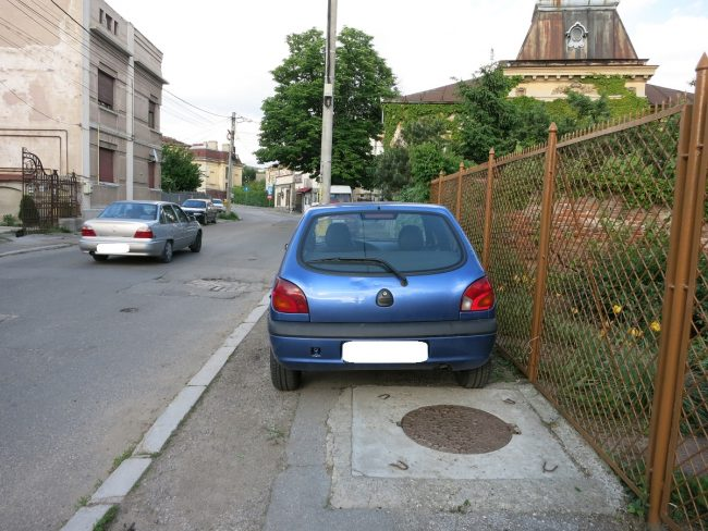 Craiova - pedestrian friendly